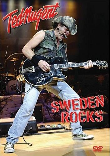 SWEDEN ROCKS BY NUGENT,TED (DVD)