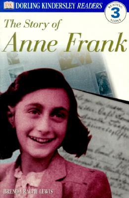 The Story of Anne Frank By Ralph, Brenda Lewis/ Lewis, Brenda Ralph